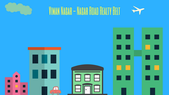 Viman Nagar – Nagar Road Realty Belt