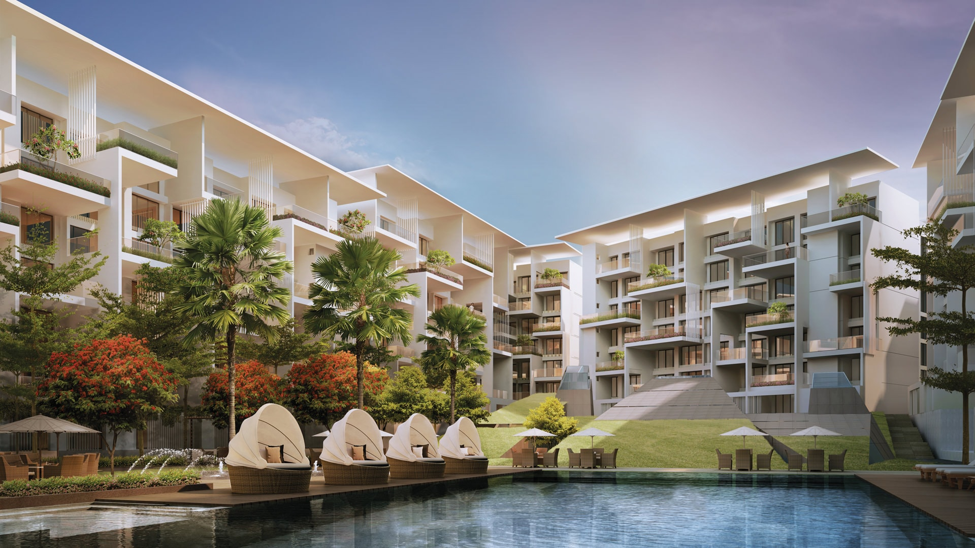 Rohan Kritika - 2 BHK, 3 BHK and 4 BHK Residential Apartments in