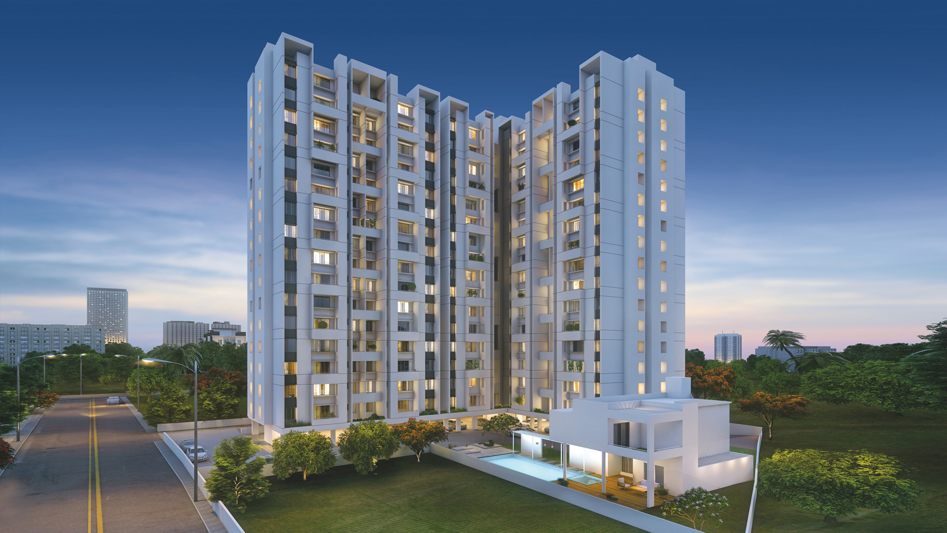 Buy Apartments In Baner Pune 1 Amp 2 Bhk Apartments